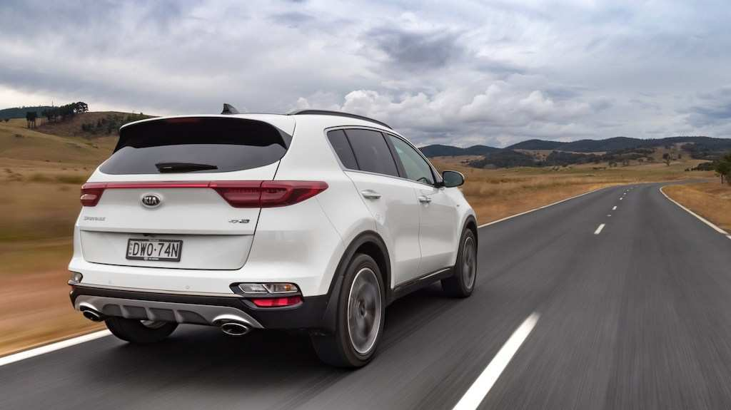 69 All New 2019 Kia Sportage Review Spesification