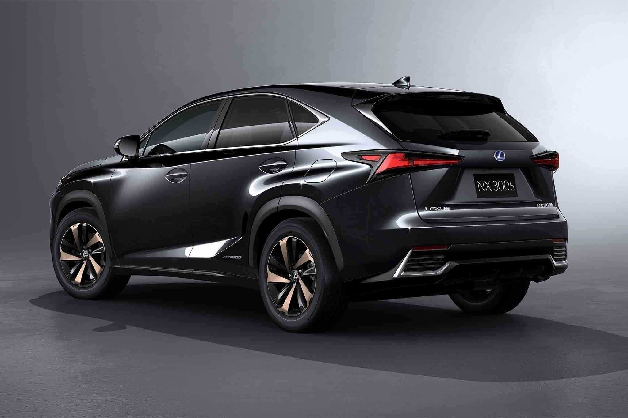 69 All New 2019 Lexus Nx Redesign And Concept