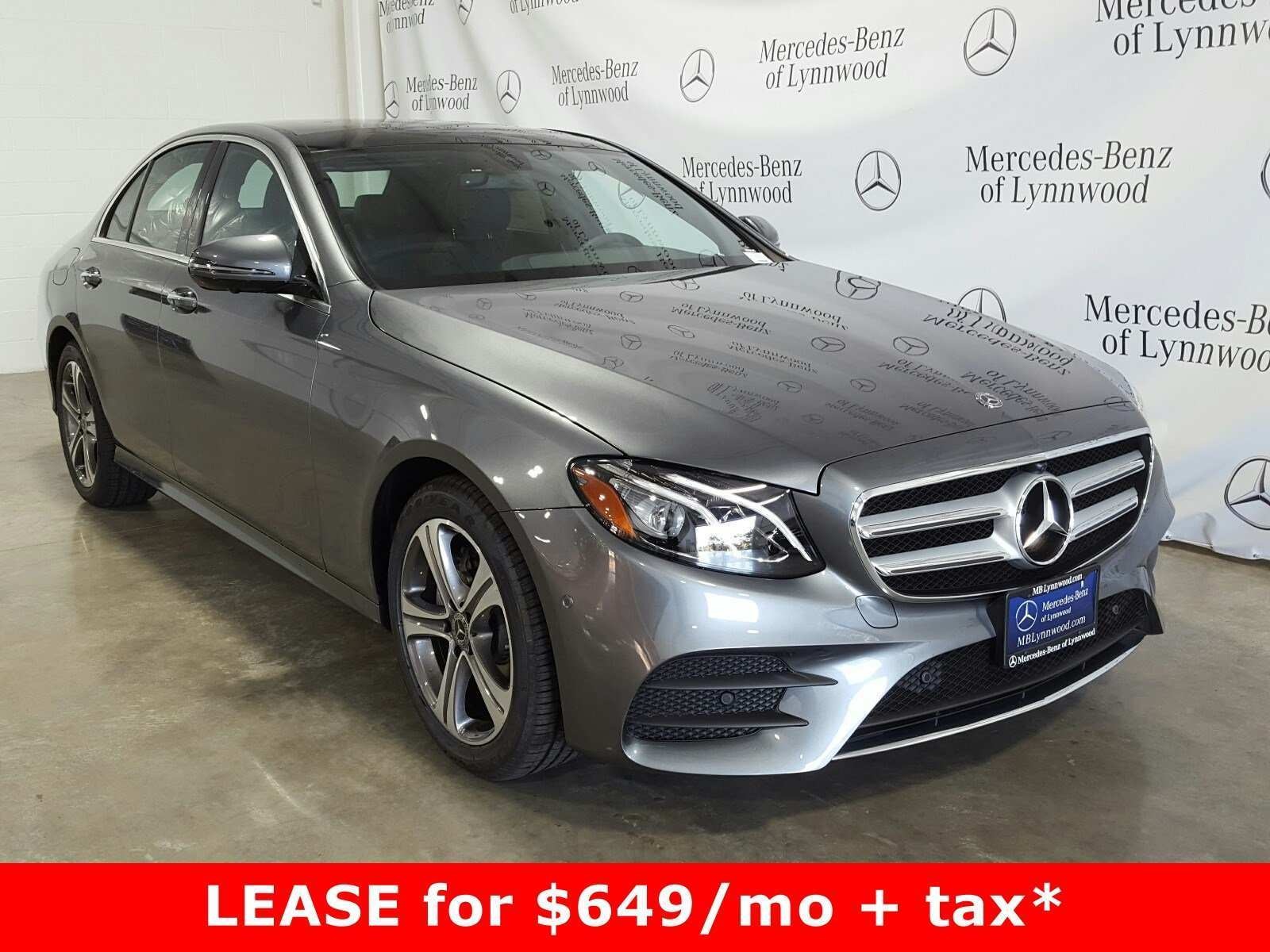 69 All New 2019 Mercedes Benz E Class Research New