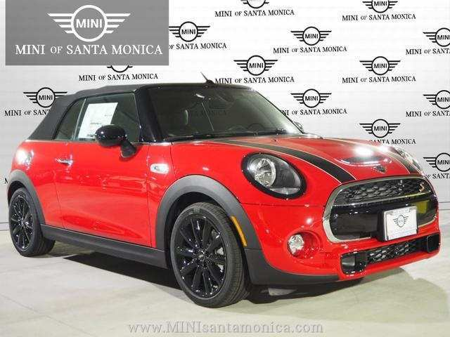 69 All New 2019 Mini Cooper Convertible S Spesification