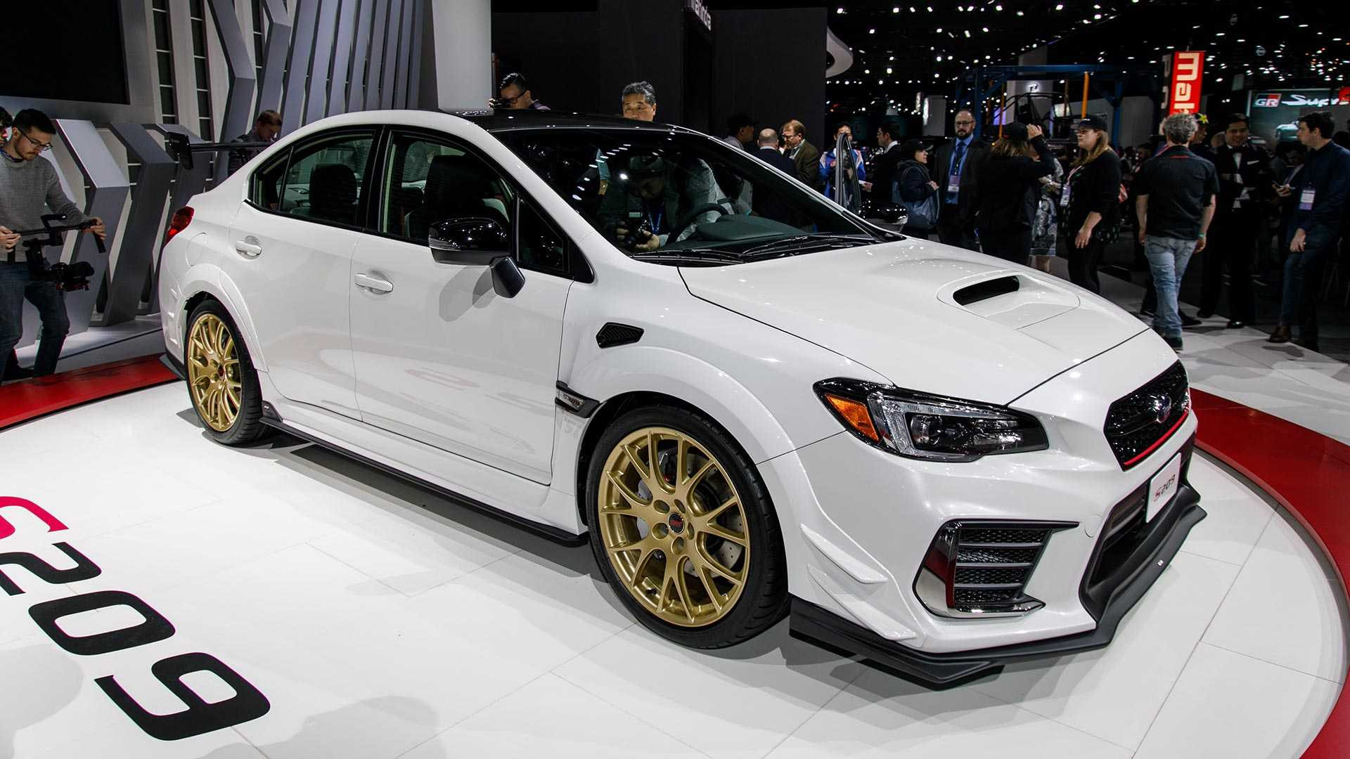 69 All New 2019 Subaru Brz Sti Concept And Review