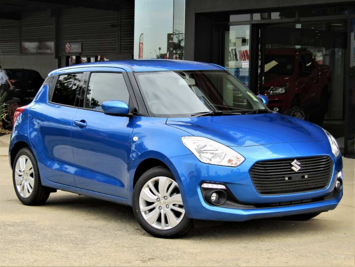 69 All New 2019 Suzuki Swift Review And Release Date