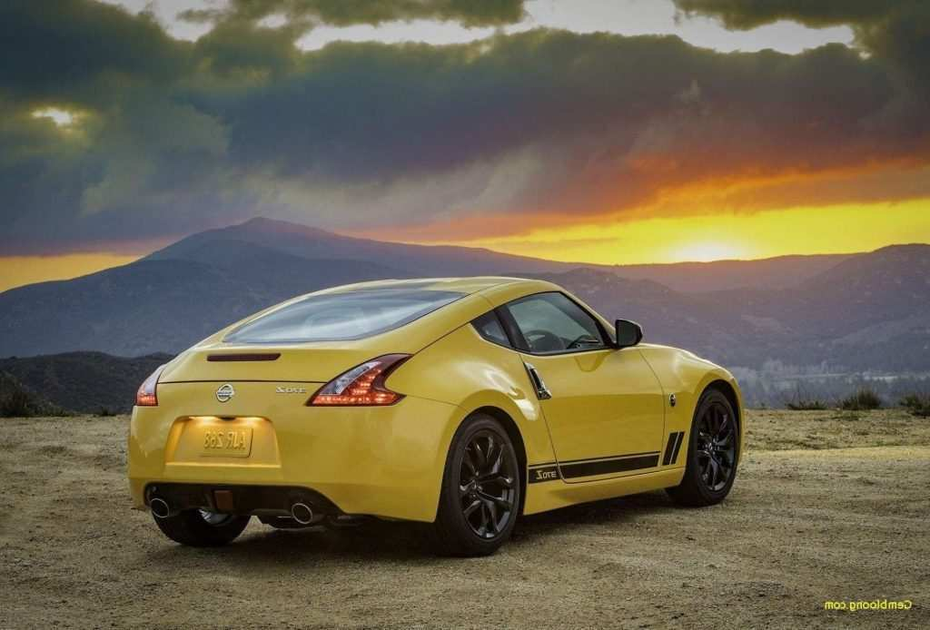 69 All New 2019 The Nissan Z35 Review Redesign