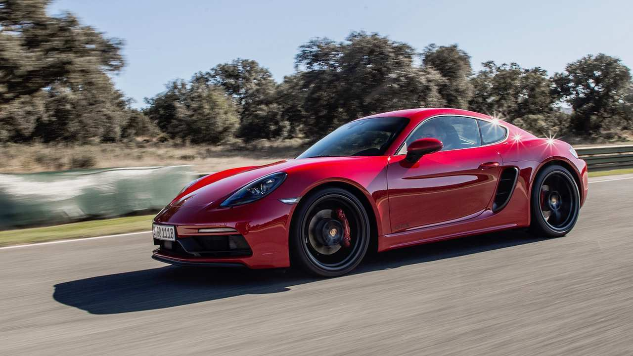 69 All New 2019 The Porsche 718 Price And Release Date