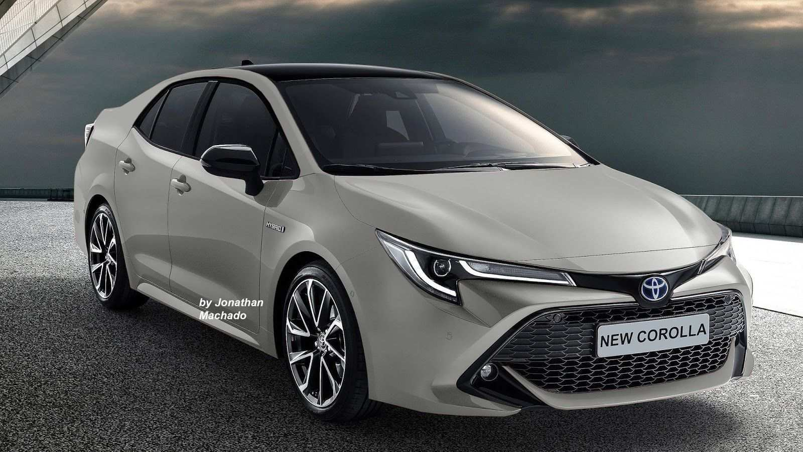 69 All New 2019 Toyota Altis New Review