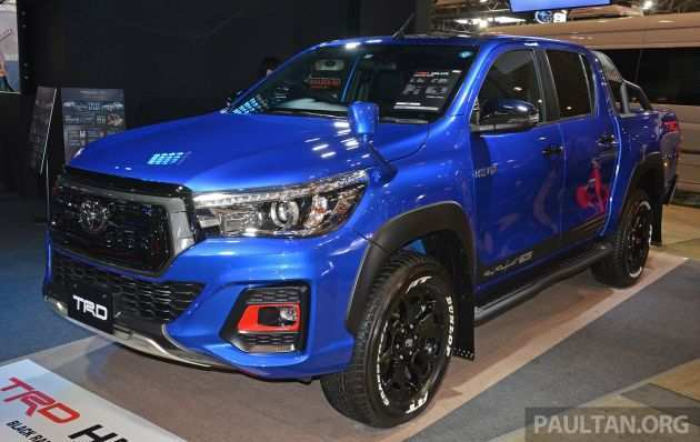 69 All New 2019 Toyota Hilux Photos