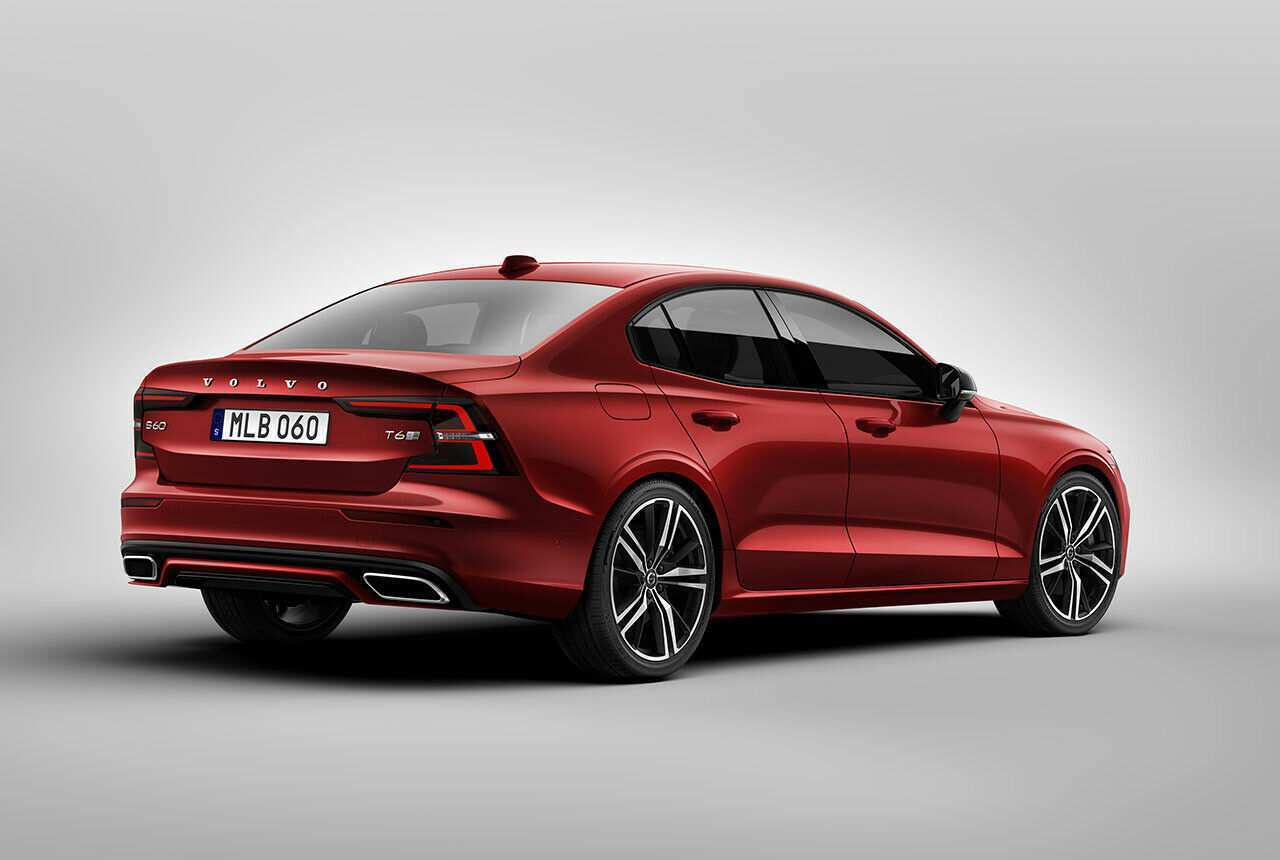 69 All New 2019 Volvo S60 New Review