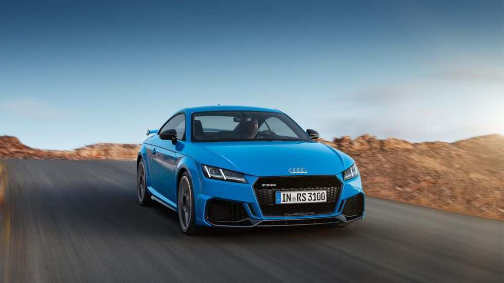 69 All New 2020 Audi Tt Rs Price And Review