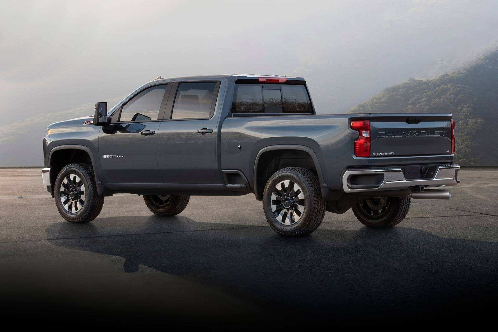 69 All New 2020 Chevy Silverado 1500 2500 Redesign And Review