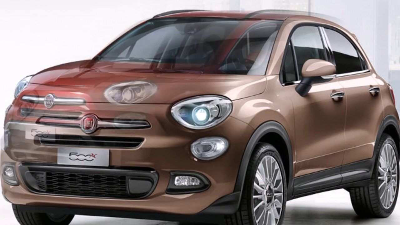 69 All New 2020 Fiat 500X Configurations