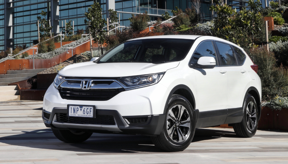 69 All New 2020 Honda CR V Configurations