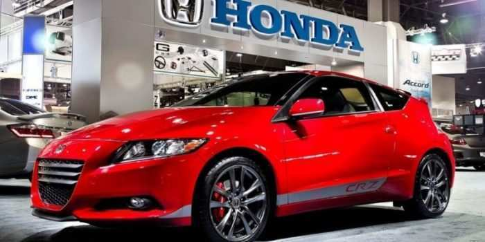 69 All New 2020 Honda Cr Z Review And Release Date