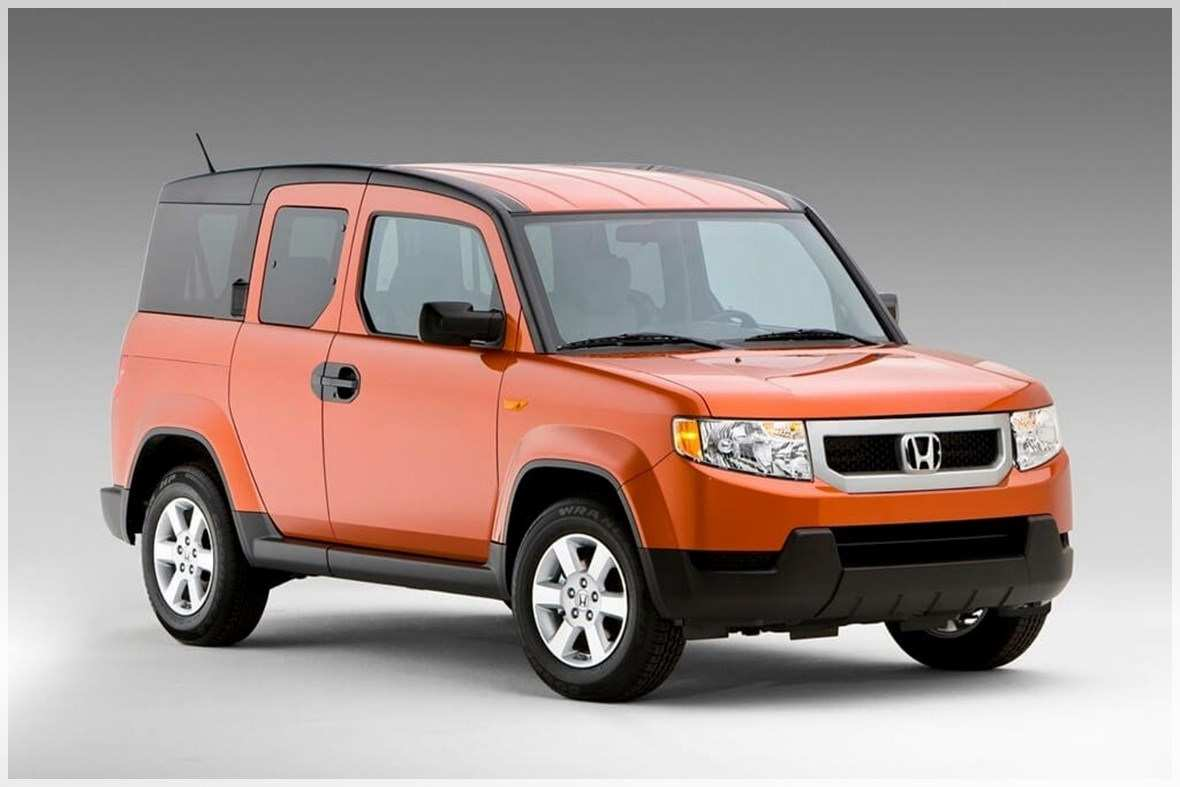 69 All New 2020 Honda Element Price And Release Date