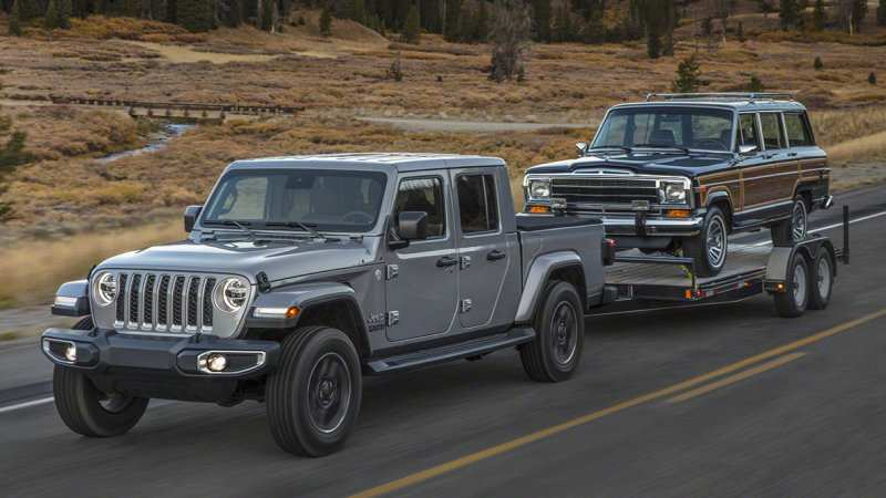 69 All New 2020 Jeep Gladiator Fuel Economy Redesign And Review
