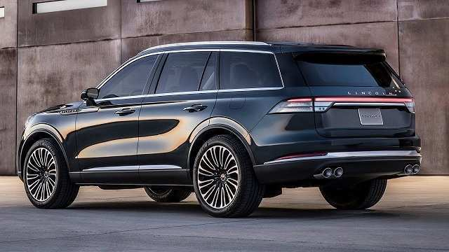 69 All New 2020 Lincoln Navigator Price Design And Review