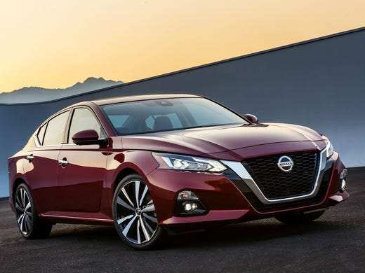69 All New 2020 Nissan Altima Specs And Review