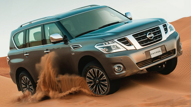 69 All New 2020 Nissan Patrol Diesel Picture