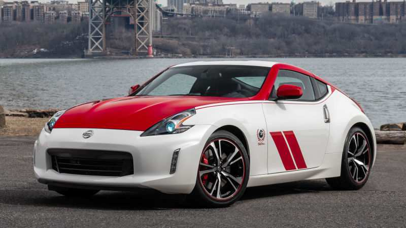 69 All New 2020 Nissan Z Configurations