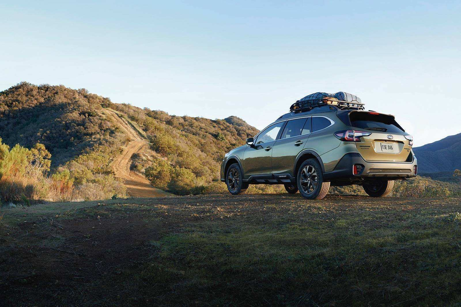 69 All New 2020 Subaru Outback Ground Clearance Model