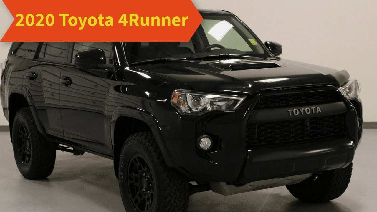 69 All New 2020 Toyota 4Runner Prices