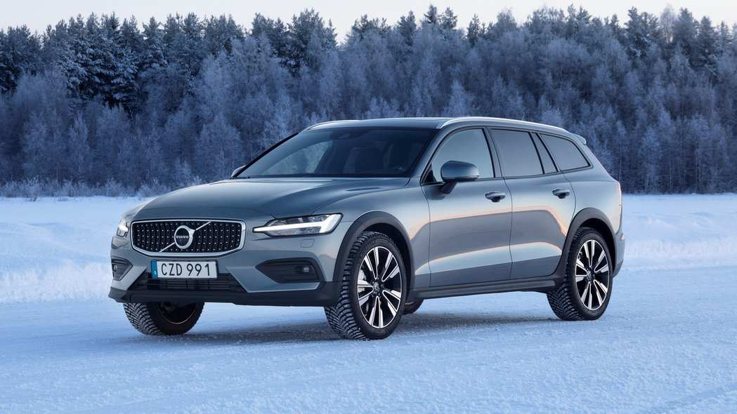 69 All New 2020 Volvo V60 Cross Country Concept And Review