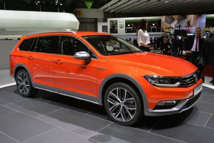69 All New 2020 Vw Passat Alltrack Spy Shoot