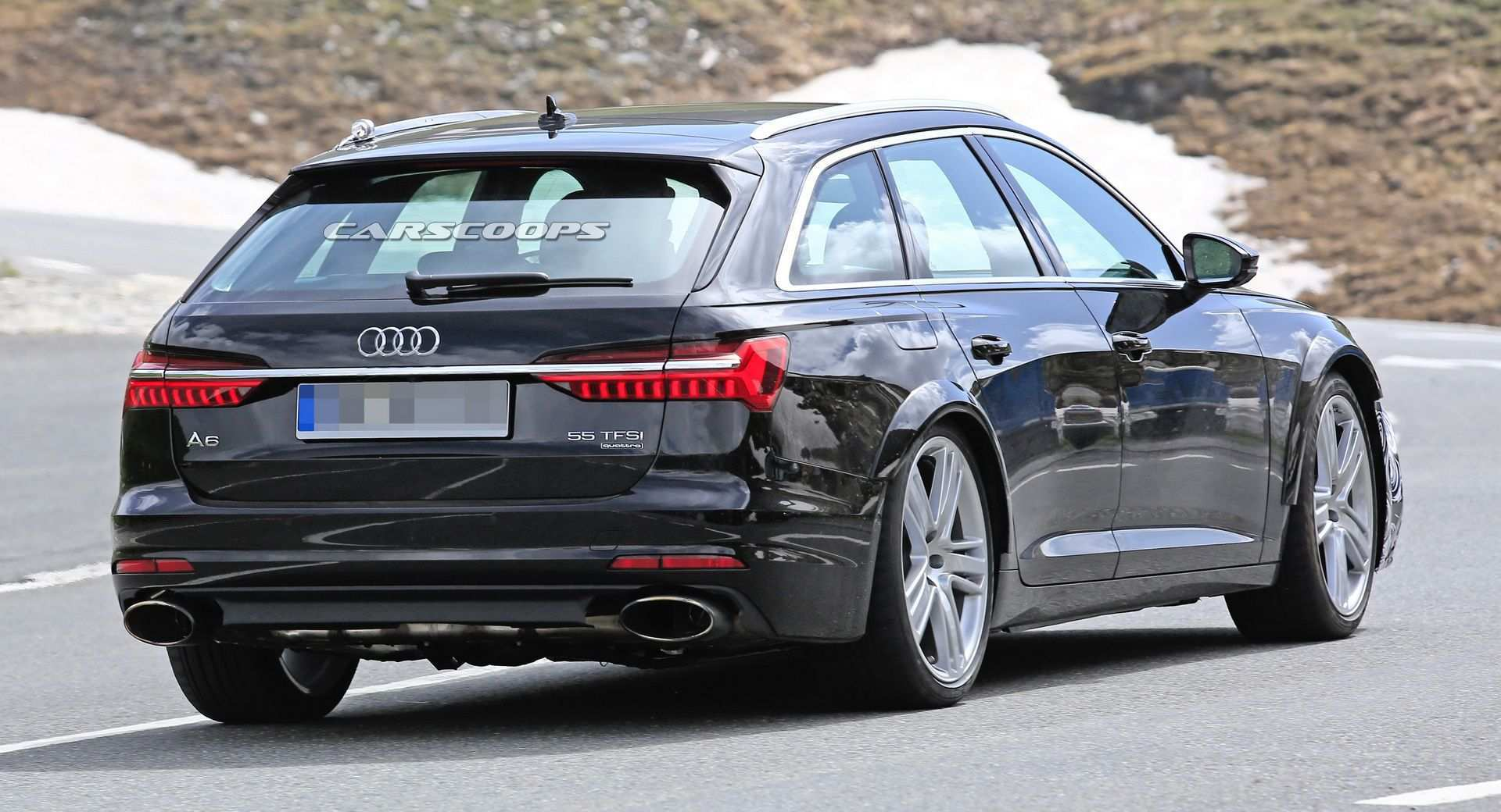 69 All New Audi Rs6 Avant 2020 New Review
