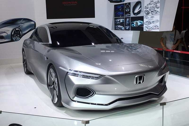 69 All New Honda New City 2020 Spy Shoot