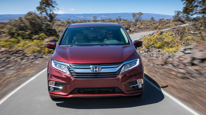 69 All New Honda Odyssey 2020 Release Date Research New