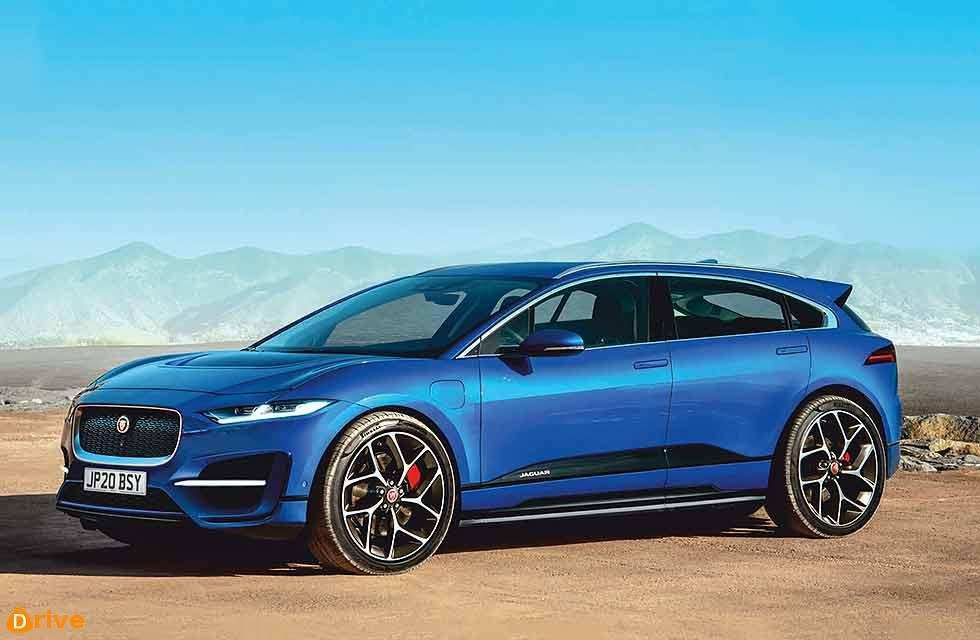 69 All New Jaguar I Pace 2020 Interior