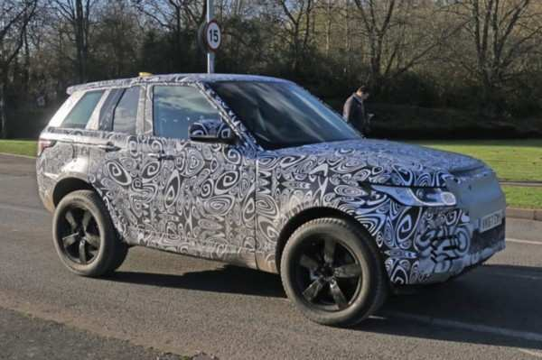 69 All New Jaguar Land Rover Defender 2020 Performance And New Engine
