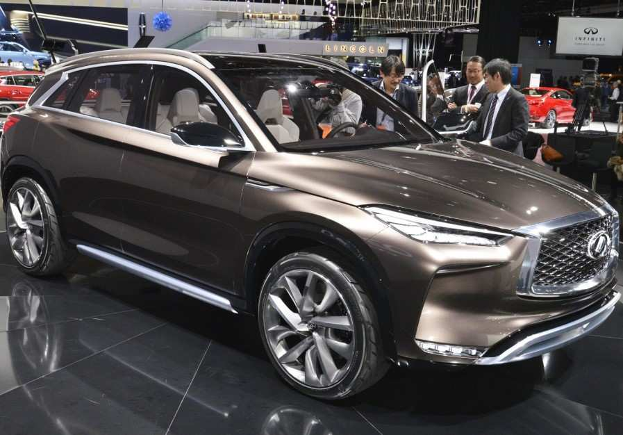 69 All New New Infiniti Qx60 2020 Performance And New Engine