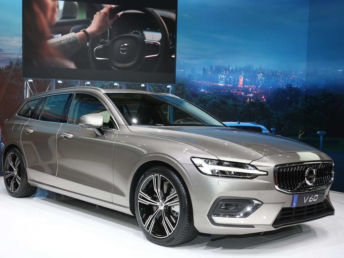 69 All New Volvo V60 2019 Dimensions Specs And Review