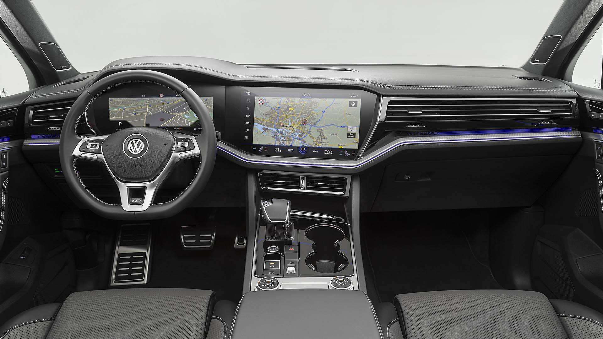 69 All New Vw Touareg 2019 Interior Specs