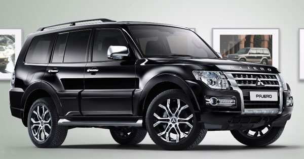 69 Best 2019 All Mitsubishi Pajero Review