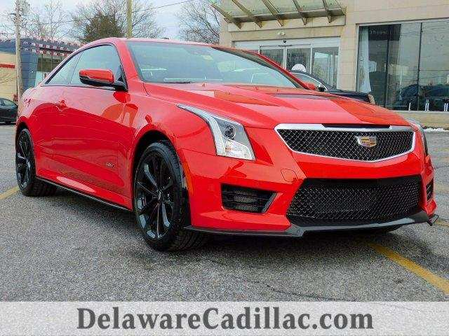 69 Best 2019 Cadillac Ats V Coupe Redesign And Concept