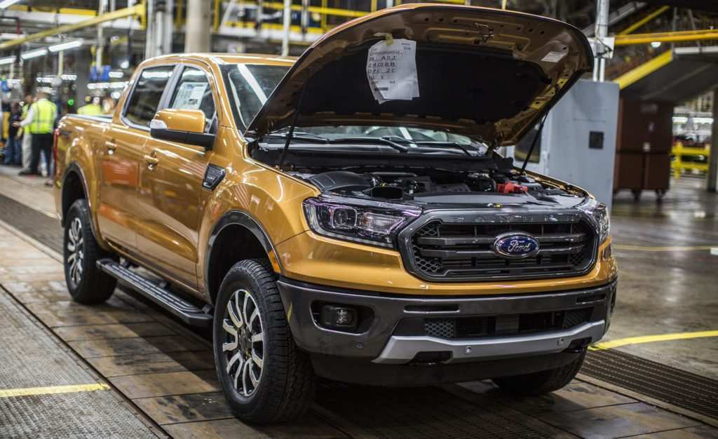 69 Best 2019 Ford Ranger Vs Bmw Canyon Redesign And Review