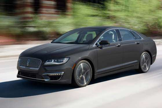 69 Best 2019 Lincoln MKZ Hybrid Spy Shoot