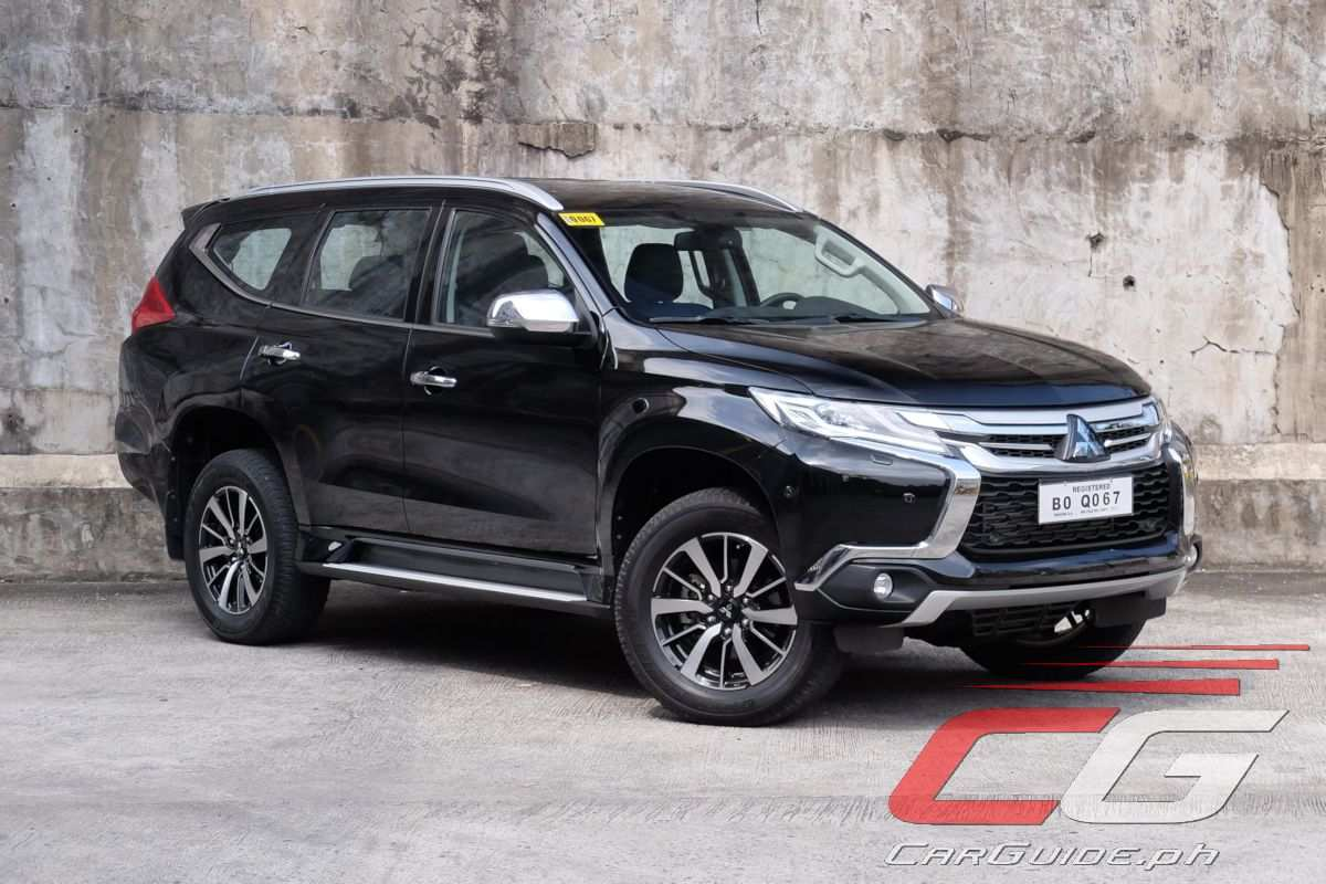 69 Best 2019 Mitsubishi Montero Sport Philippines Redesign And Concept
