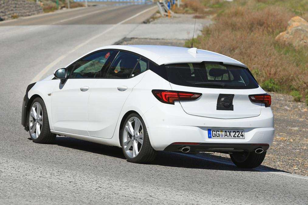 69 Best 2019 New Opel Astra Spesification
