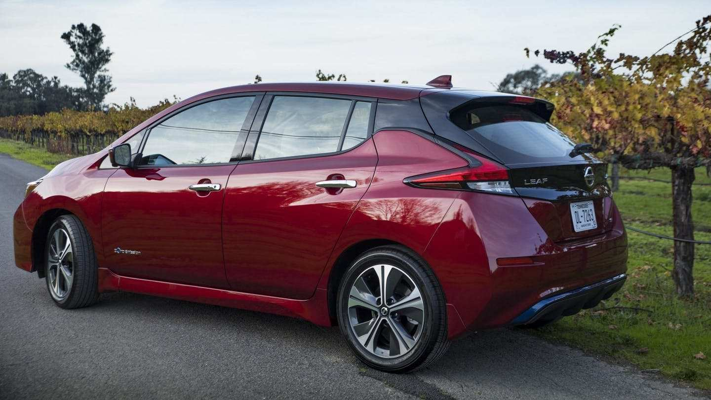 69 Best 2019 Nissan Leaf Range Rumors