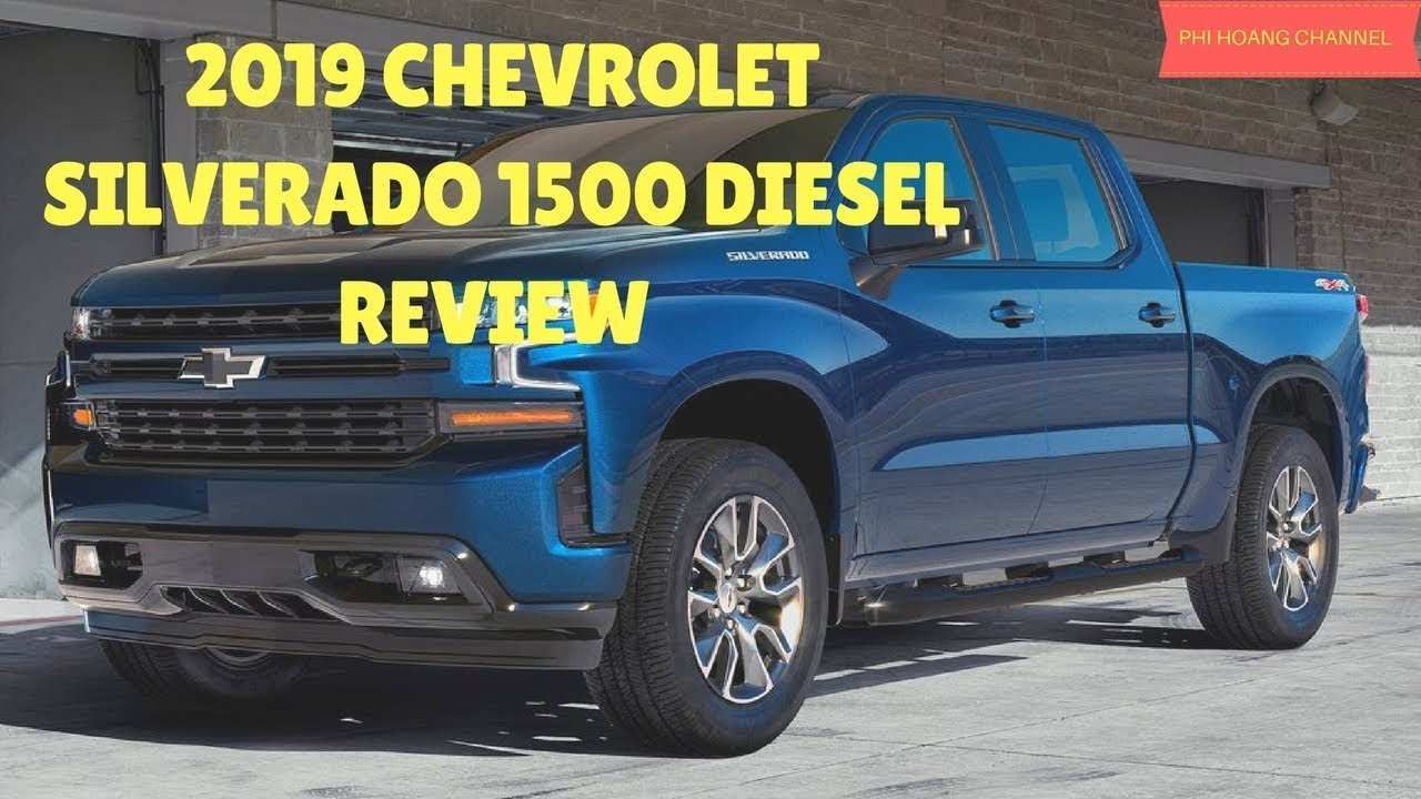 69 Best 2019 Silverado 1500 Diesel Specs And Review