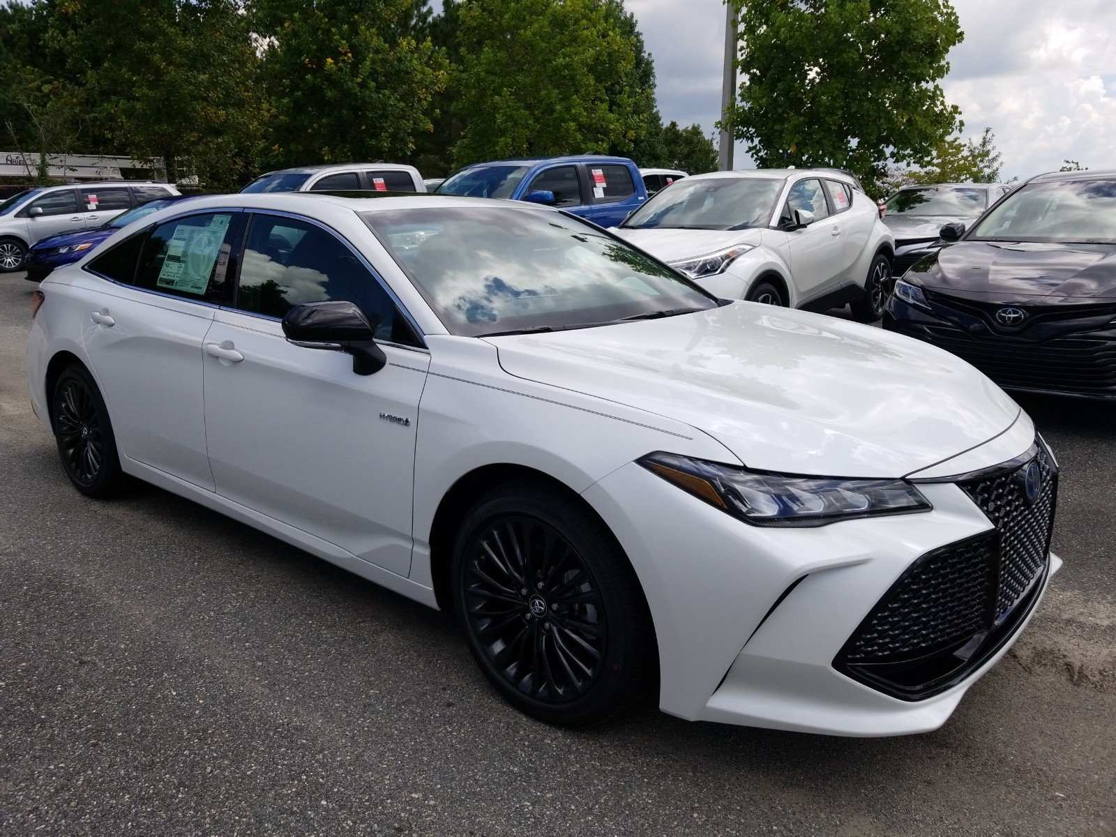 69 Best 2019 Toyota Avalon Hybrid Price