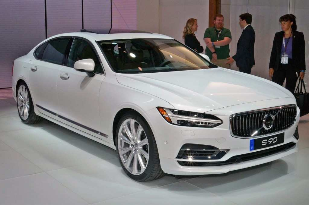 69 Best 2019 Volvo S80 Release Date And Concept