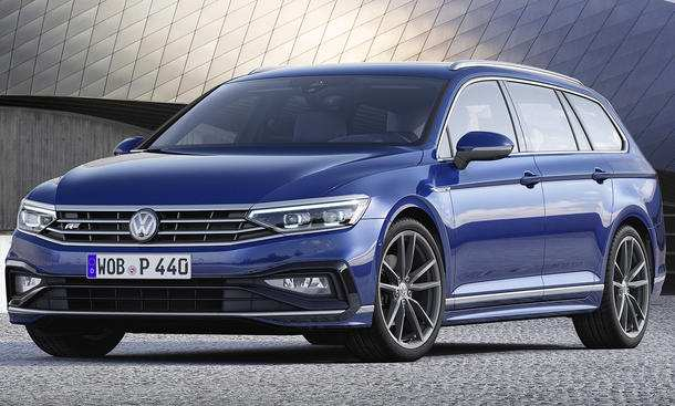 69 Best 2019 Vw Passat First Drive