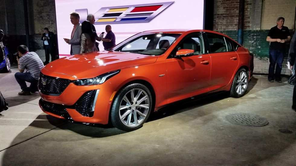 69 Best 2020 Cadillac Ct5 Horsepower Price