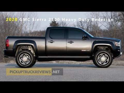 69 Best 2020 GMC Sierra 2500Hd Body Styles Specs And Review
