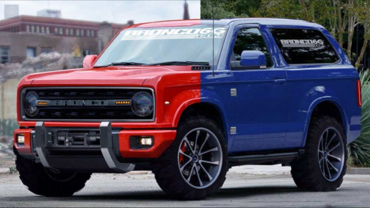 69 Best How Much Is The 2020 Ford Bronco Research New