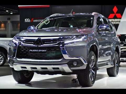 69 New 2019 All Mitsubishi Pajero New Concept