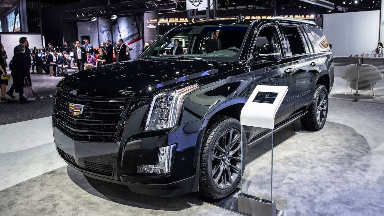 69 New 2019 Cadillac Escalade Vsport Exterior